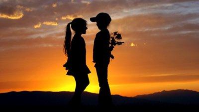 Mensagens Para O Primeiro Amor Daqui Até A Eternidade