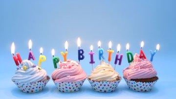 Frases de Feliz Aniversário. Parabéns pra você!