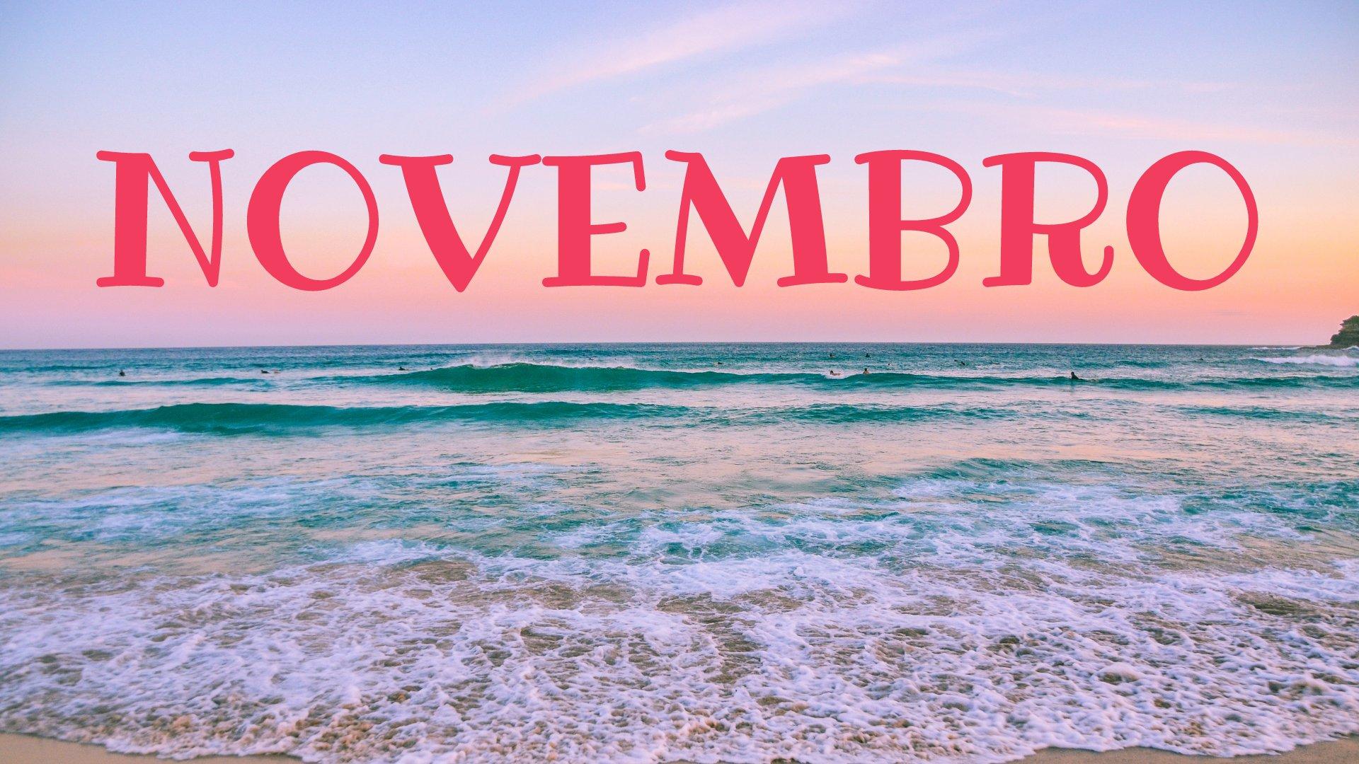 Resultado de imagem para novembro