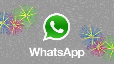 Ano Novo No Whatsapp Envie Mensagens Positivas Aos Seus