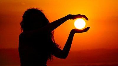 O Sol é Para Todos Para Ter Esperança Que Dias Melhores Virão
