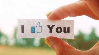 Amor No Facebook Seu Perfil Balança O Meu Coração