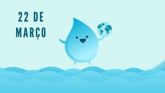 22 De Março Dia Mundial Da água Preserve