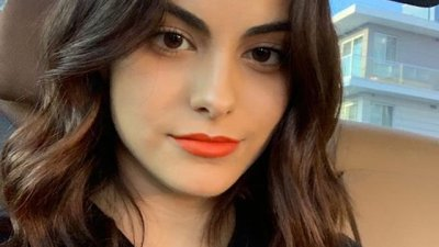 Selfie de Camila Mendes
