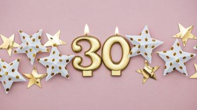 Mensagens Para Aniversário De 30 Anos Inspire Se