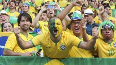 Frases Para A Copa Do Mundo Torça Com Alegria Pelo Nosso Brasil
