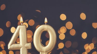 Mensagens De Aniversário Para Os 40 Anos Desejando O Melhor