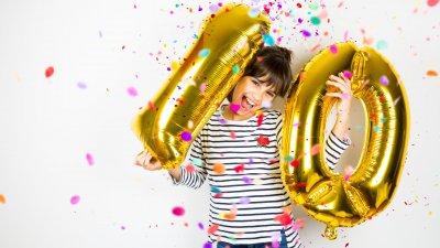 Mensagens Para Aniversário De 10 Anos Um Dia Especial