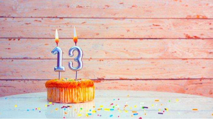 Mensagens Para Aniversário De 13 Anos. Parabenize Quem