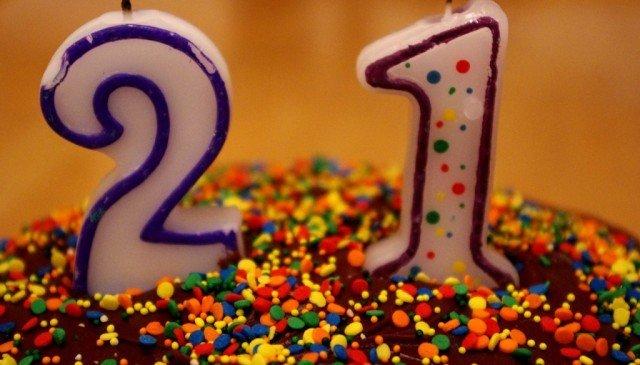 Mensagens Para Aniversário De 21 Anos Comemore A Maioridade Mundial
