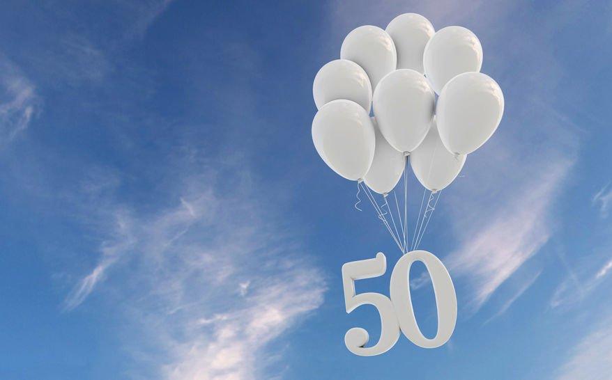 Mensagens Para Anivers 225 Rio De 50 Anos Felicite A Meia Idade