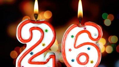 Mensagens Para Aniversário De 26 Anos Inspire Se