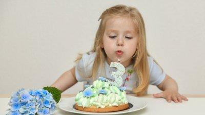 Mensagens Para Aniversário De 3 Anos Deseje O Melhor