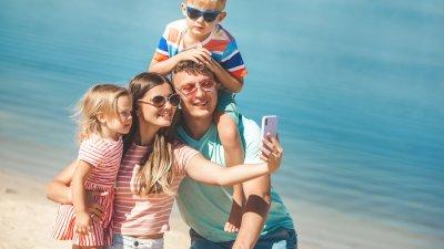 Legendas Para Fotos Na Praia Cada Memória Merece Ser Registrada