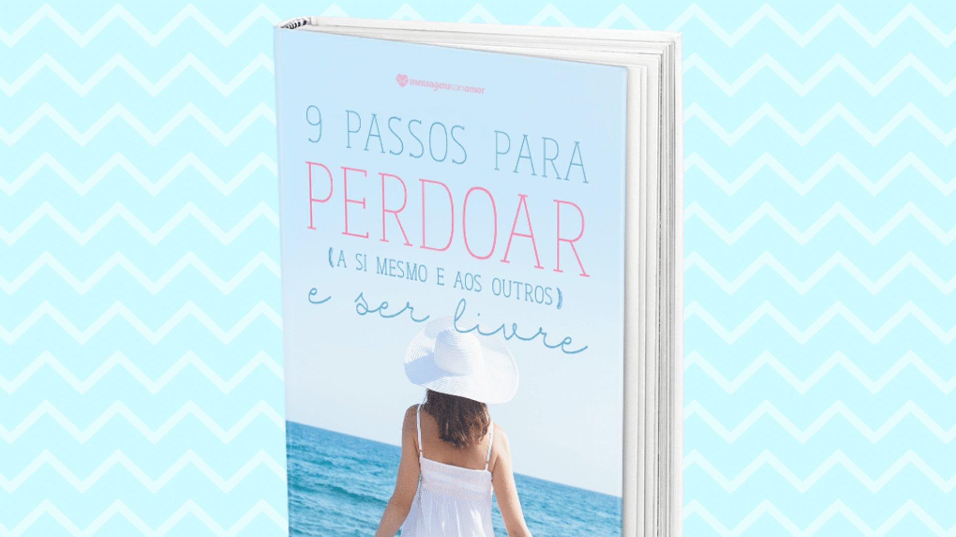 E-book 9 passos para perdoar