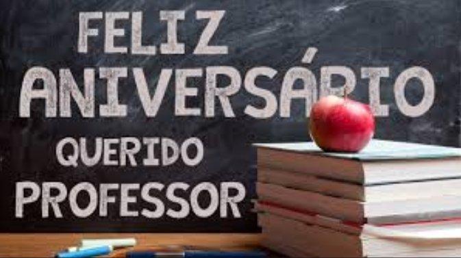 Mensagens De Aniversário Para Professor. Que Tal Um