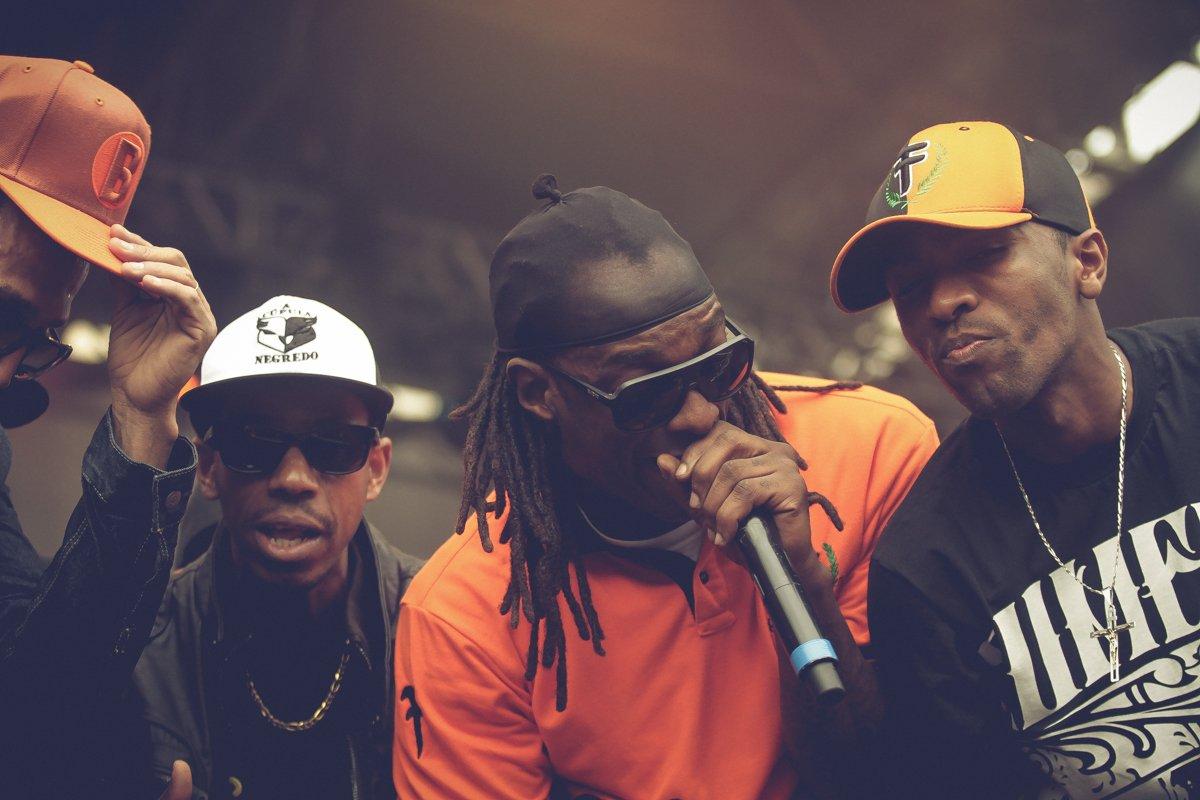 As estrelas mais conhecidas do Rap Nacional. Confira!