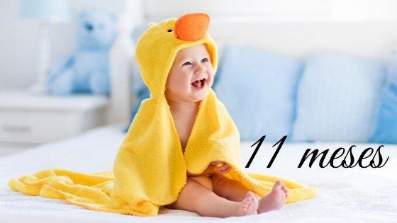 Mensagem De 6 Meses De Vida Do Bebe: Mensagens Para Bebê De 11 Meses. O último Mêsversário Do