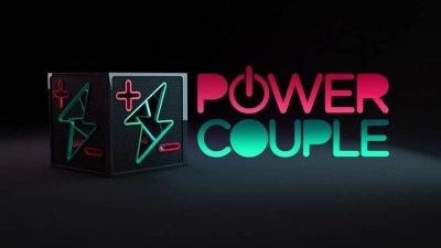 Slogan do programa Power Couple