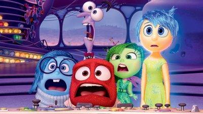 Personagens do filme Divertidamente