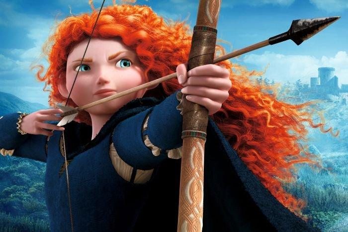 Frases Do Filme Valente A Princesa Que Mudou Seu Destino