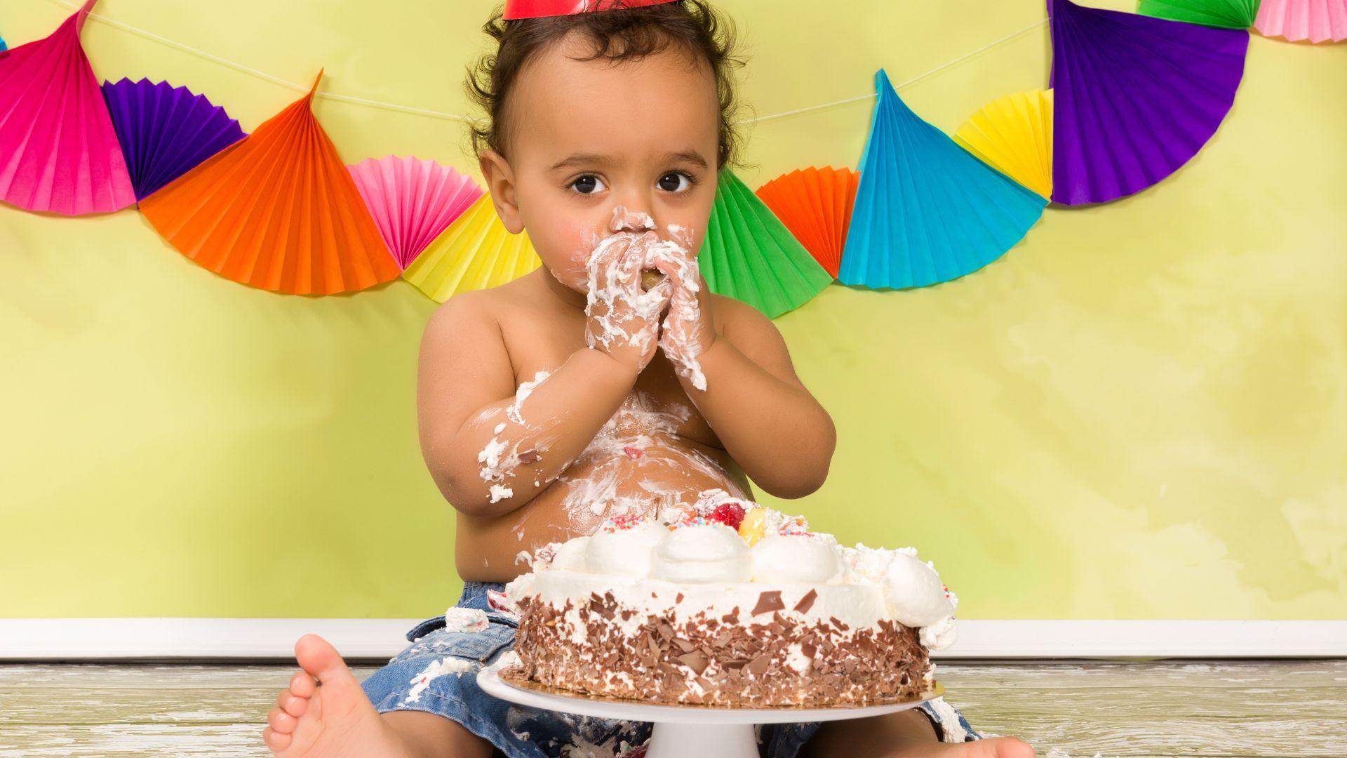 Celebre O Bebê Com Mensagens Para Mêsversário De 8 Meses