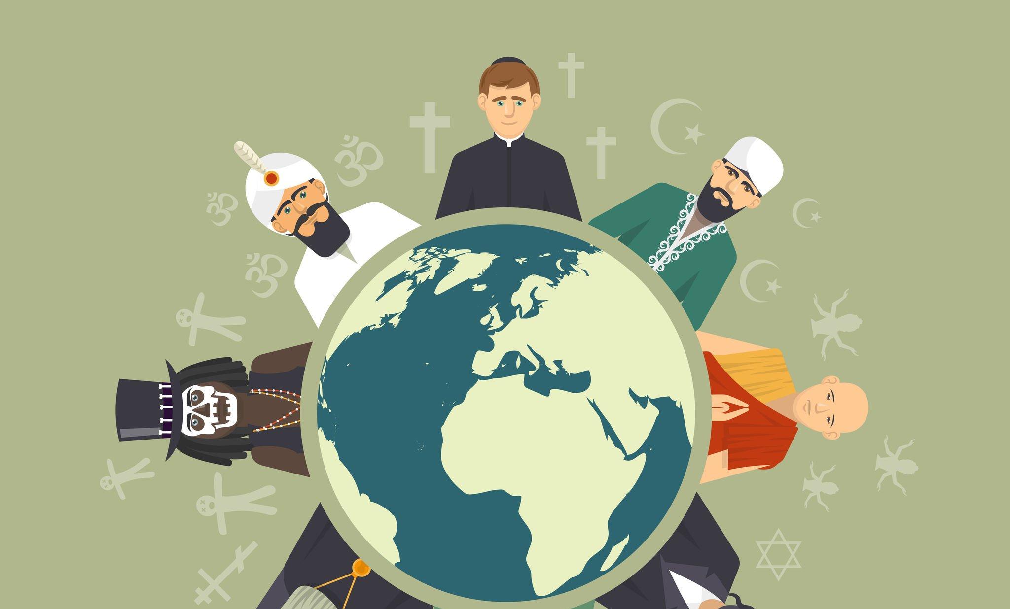 Dia Mundial Da Religi 227 O Mensagens Para Espalhar F 233 E Amor