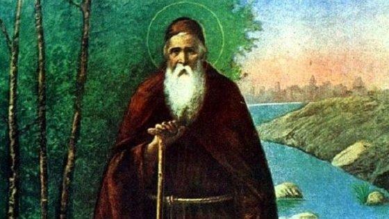 Pintura de São Conrado