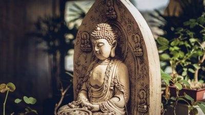 15 Mensagens Sobre A Sabedoria Budista