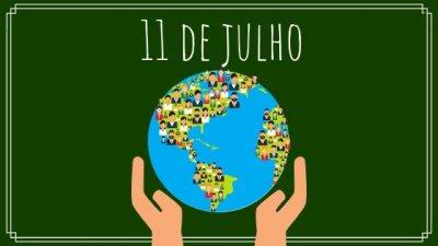 O Dia Mundial Da População E Sua Importância Ao Mundo