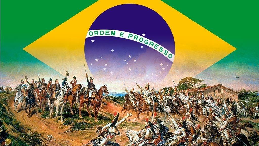 Mensagens para comemorar o Dia da Independência do Brasil