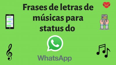 Frases De Letras De Músicas Para Status Do Whatsappconfira