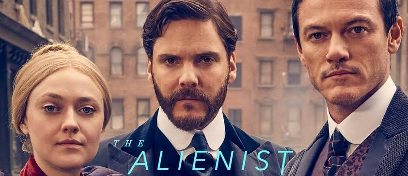Imagem de personagens da serie o alienista