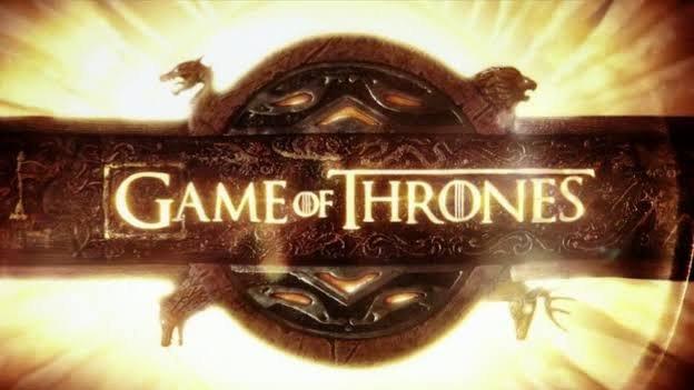 Imagem escrita game of thrones