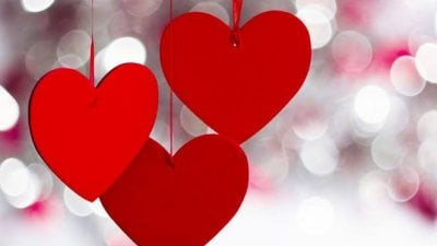 Foto de corações