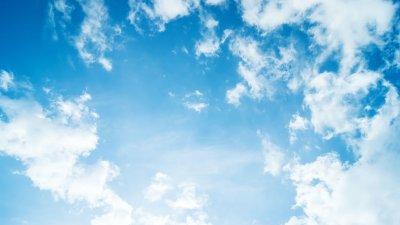 Foto do céu