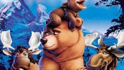 Imagem do filme Irmão Urso
