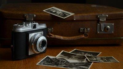 Imagem de câmera fotográfica