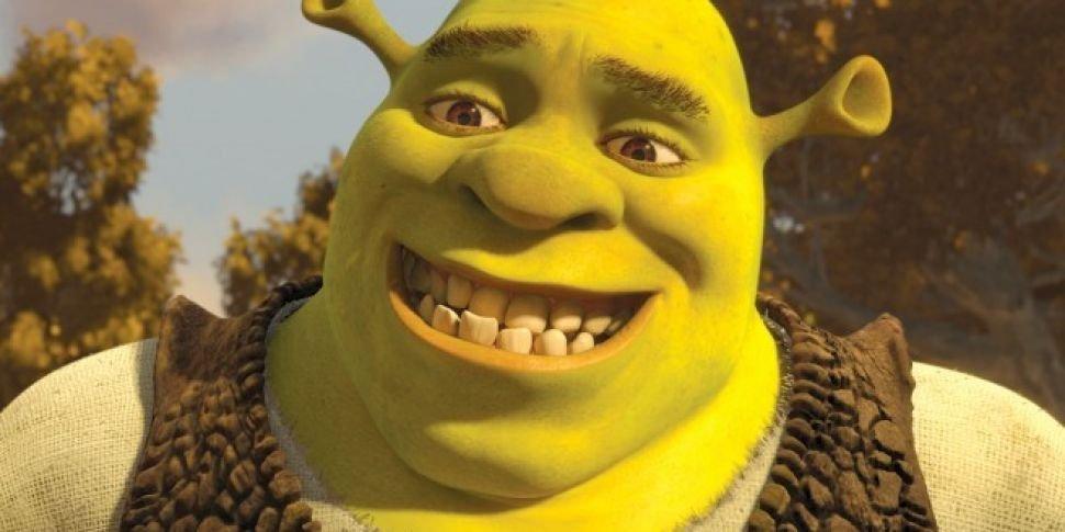 Foto do Shrek