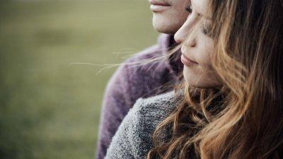 Foto de casal juntos