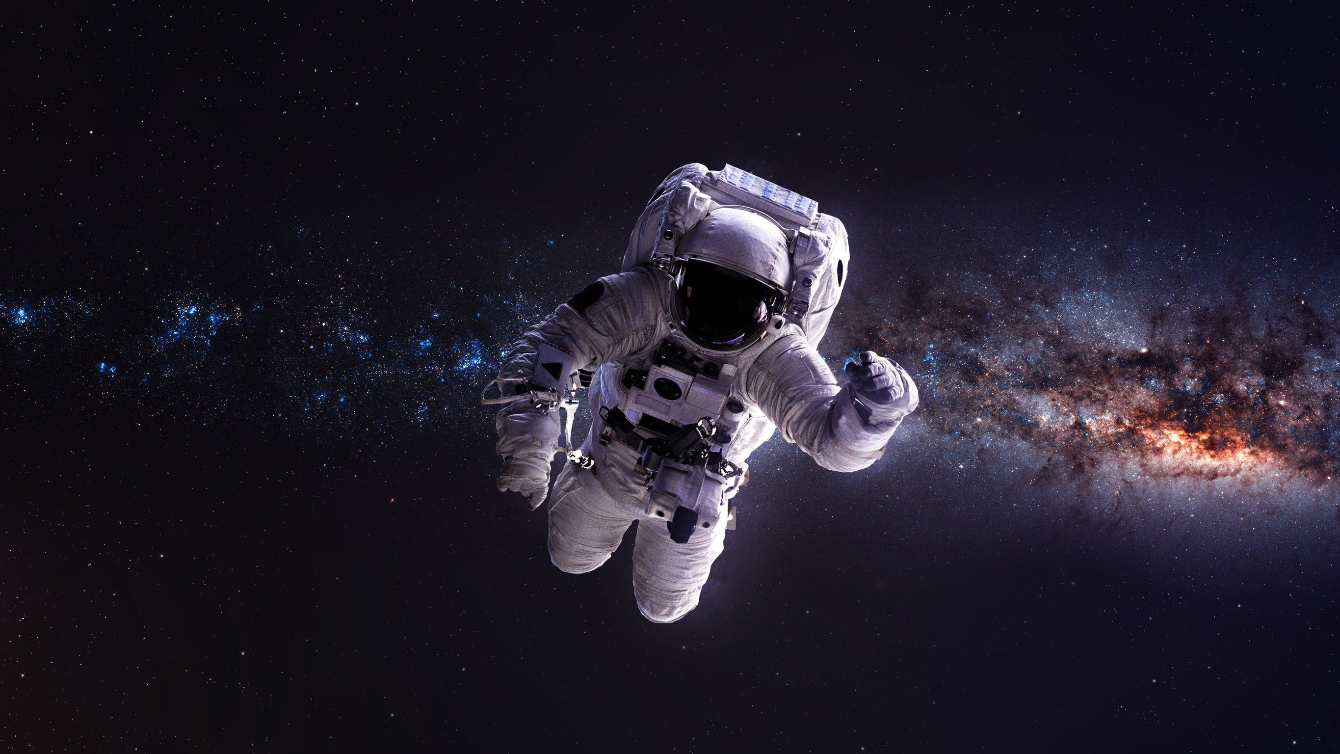 Foto de astronauta