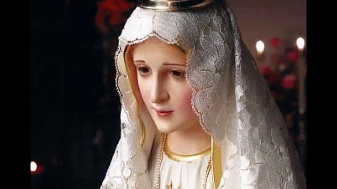 Imagem da  Nossa Senhora Mãe de Deus