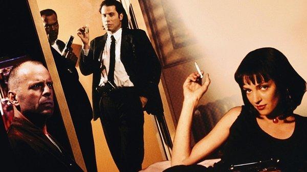Personagens do filme Pulp Fiction