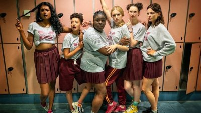 Personagens da série Sex Education