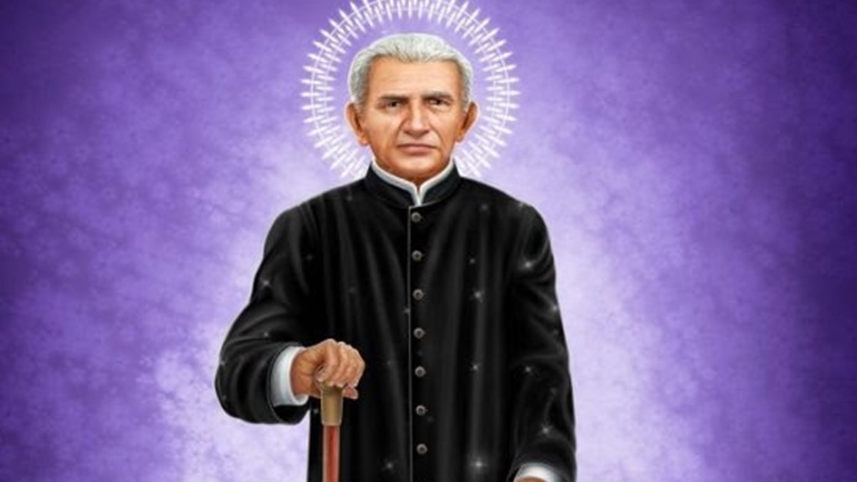 Ilustração gráfica de Padre Cícero