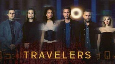 Personagens da série Travelers
