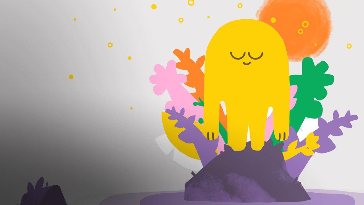 Capa da série Headspace: Meditação Guiada